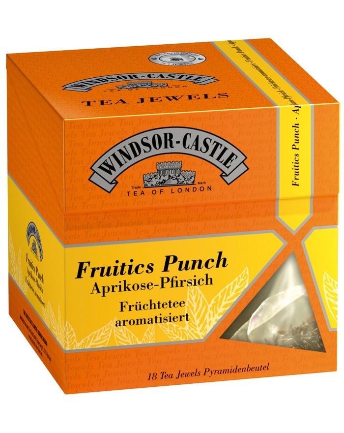 Windsor-Castle Tea Fruitics Punch 18buc