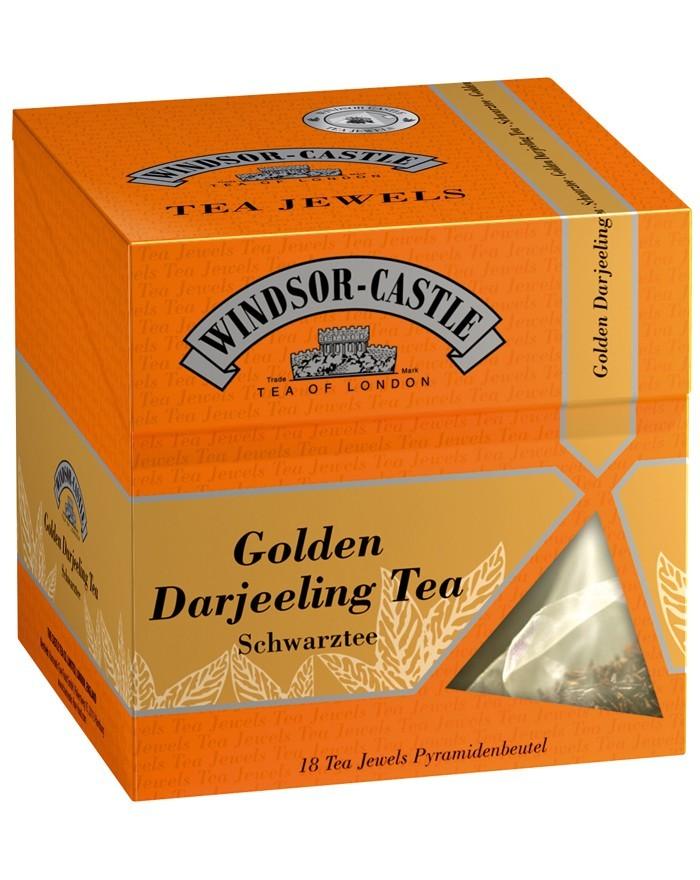 Windsor-Castle Tea Golden Darjeeling 18 buc