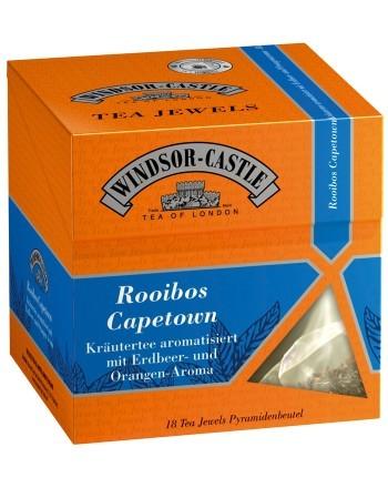 Windsor-Castle Tea Rooibos Capetow 18 buc