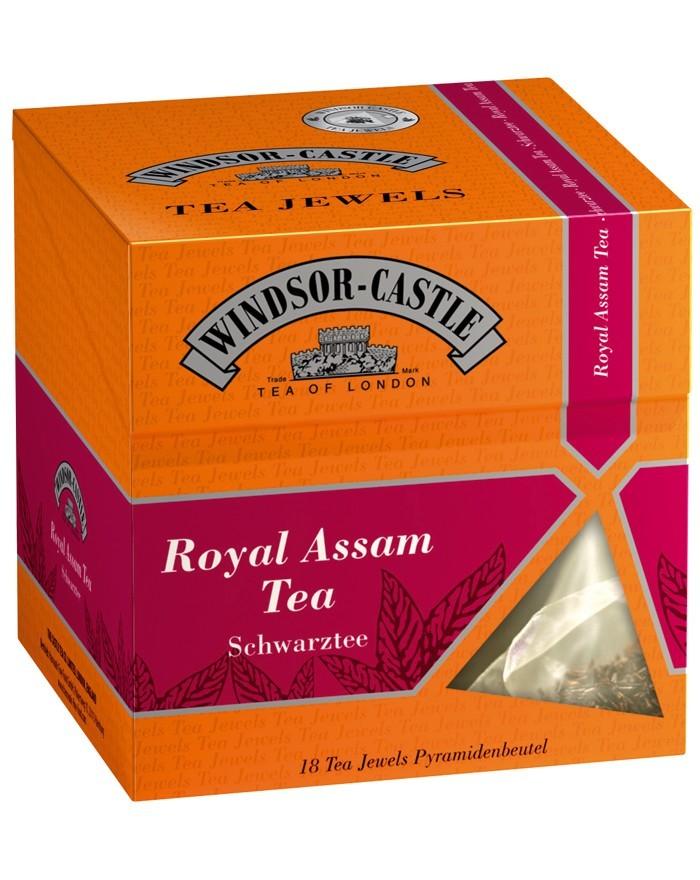 Windsor-Castle Tea Royal Assam 18 buc