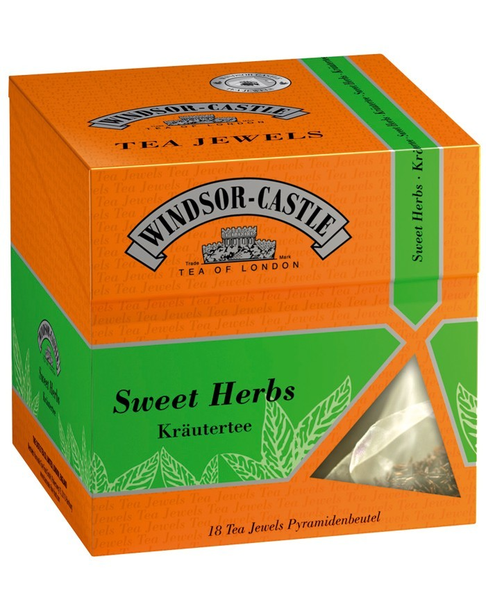 Windsor-Castle Tea Sweet Herbs 18 buc