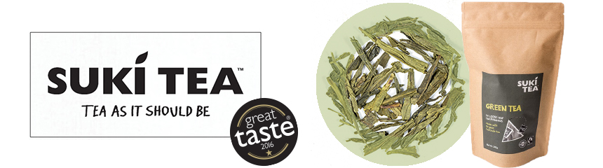 Suki Green Tea
