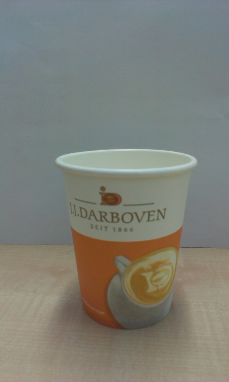 Pahar To go J.J. Darboven 237 ml