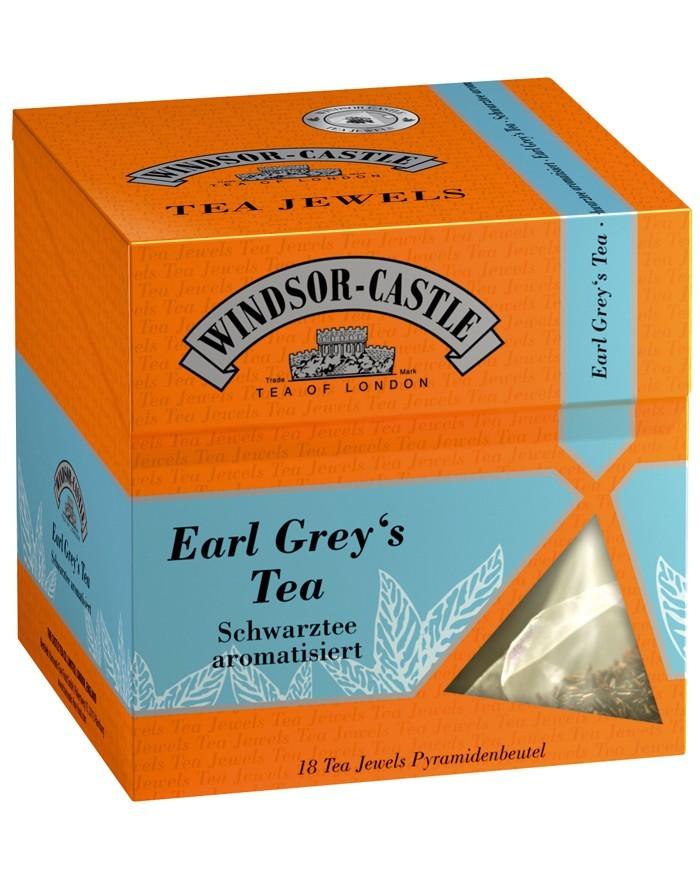 Windsor-Castle Tea Earl Grey's 18buc