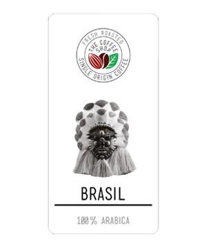 Cafea Proaspat Prajita THE COFFEE SHOP Brazil 500g