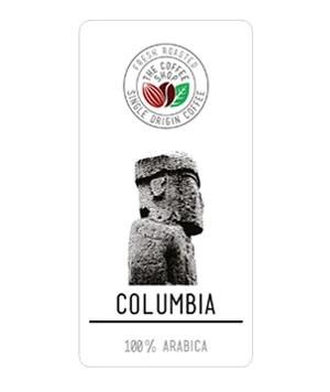 Cafea Proaspat Prajita THE COFFEE SHOP Columbia 500g